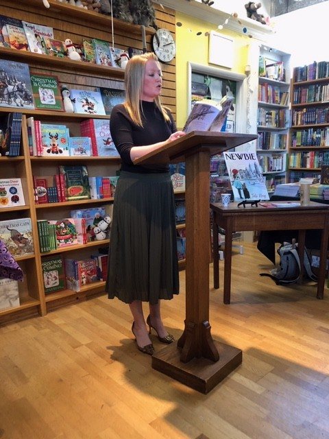 An Afternoon at King's English Bookshop